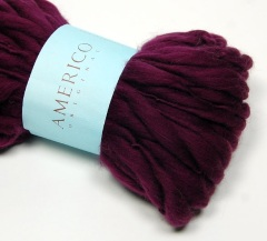 Merino Copito Wool - Dark Fuschia