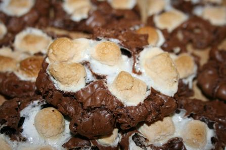 More Rocky Road Cookies