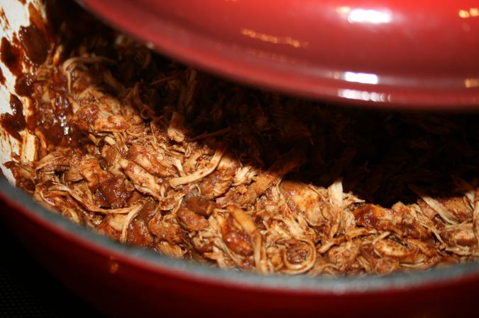 The Perfect Pulled Chicken