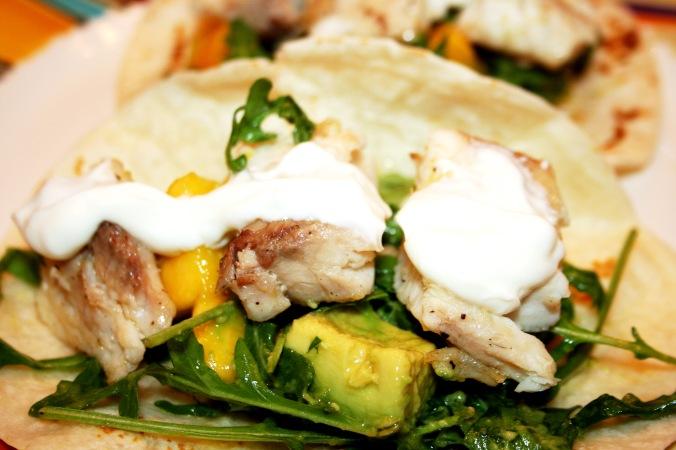 Tilapia Taco