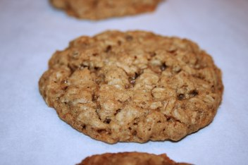Serge's Famous Oatmeal cookies