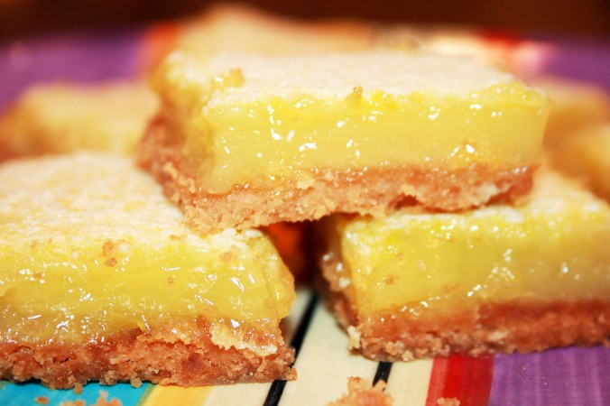 The Perfect Lemon Bars