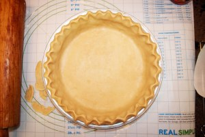 Maple Bourbon Pecan Pie Crust